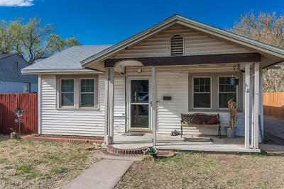 Potter County Single Family Home For Sale: 4214 11th Ave
