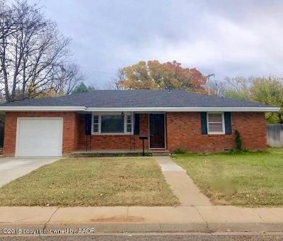 Canyon Single Family Home For Sale: 503 Holman Ln