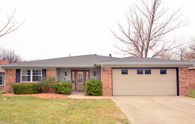 Potter County, Randall County Single Family Home For Sale: 7917 Gerald Dr
