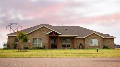Potter County Single Family Home For Sale: 17701 Calle Pierce Circle