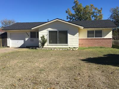 Potter County Single Family Home For Sale: 1913 Lawndale Dr