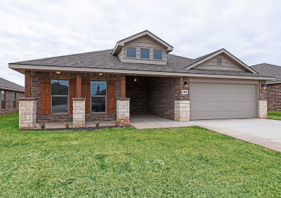 Amarillo Single Family Home For Sale: 9401 Rockwood Dr
