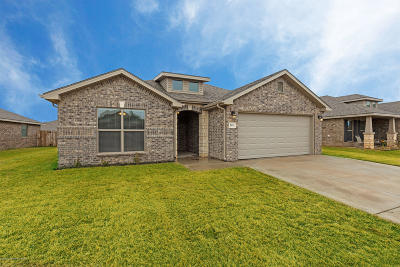 Amarillo Single Family Home For Sale: 9411 Cagle Dr