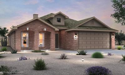 Amarillo Single Family Home For Sale: 9604 Kori Dr