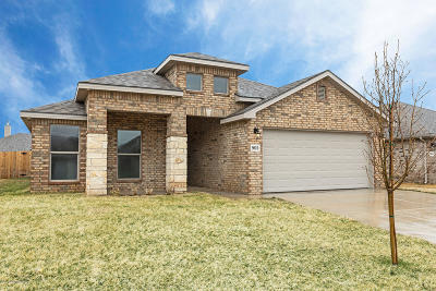Amarillo Single Family Home For Sale: 9610 Rockwood Dr