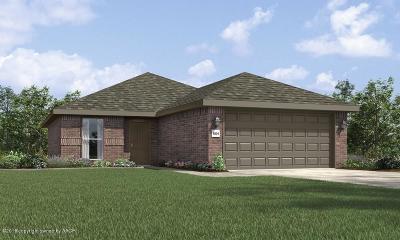 Amarillo Single Family Home For Sale: 4802 Hawken St