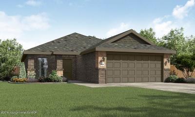 Amarillo Single Family Home For Sale: 702 Elgin St