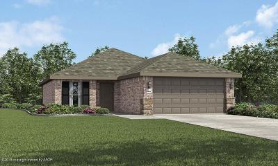 Amarillo Single Family Home For Sale: 704 Elgin St