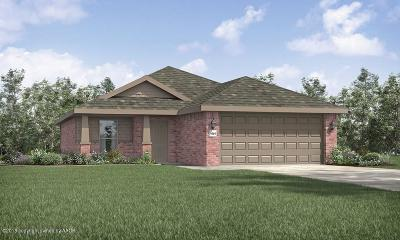 Amarillo Single Family Home For Sale: 803 Hornady St