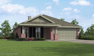 Amarillo Single Family Home For Sale: 9500 Cagle Dr.