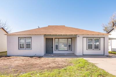 Amarillo Single Family Home For Sale: 4008 Travis St