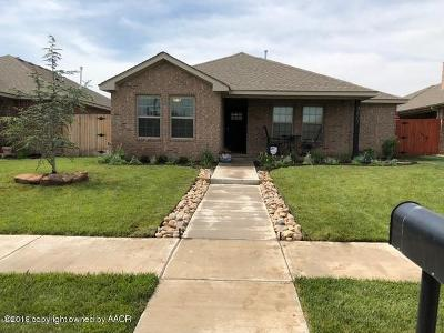 Single Family Home For Sale: 9807 Perry Ave