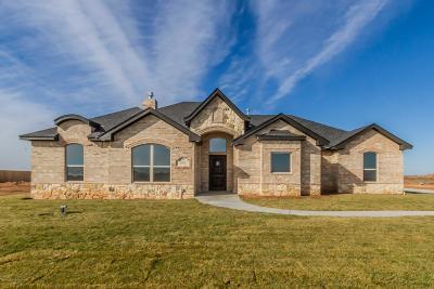 Amarillo Single Family Home For Sale: 9150 Garrison Creek Drive