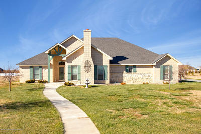 Amarillo Single Family Home For Sale: 9150 Bridle Trails Dr