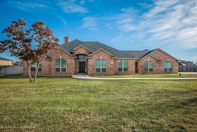 Canyon Single Family Home For Sale: 16327 Prairie Garden Rd