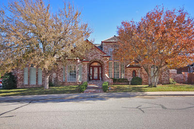 Amarillo Single Family Home For Sale: 9 Hogan Dr