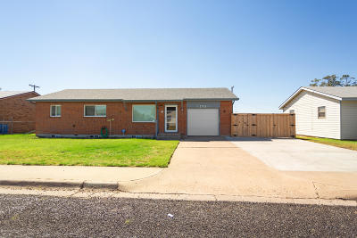 Amarillo Single Family Home For Sale: 2713 Palm St.