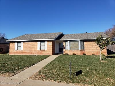 Amarillo Single Family Home For Sale: 5702 53rd Ave
