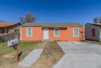 Amarillo Single Family Home For Sale: 4015 15th NE Ave