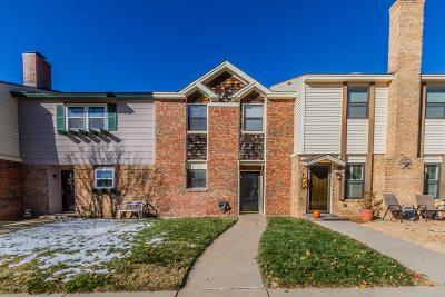Amarillo Condo/Townhouse For Sale: 4412 Alicia Dr