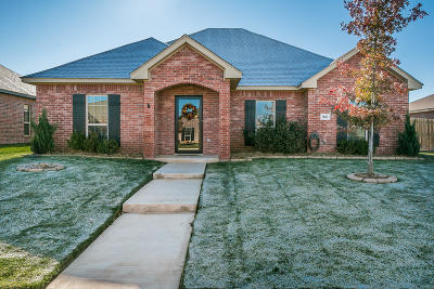 Amarillo Single Family Home For Sale: 9605 Asher Ave