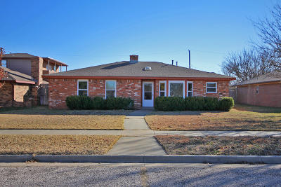 Amarillo Single Family Home For Sale: 8013 Bedwell Pl