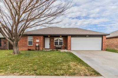 Amarillo Single Family Home For Sale: 3612 Wilson St