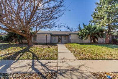 Amarillo Single Family Home For Sale: 7309 Elmhurst Dr