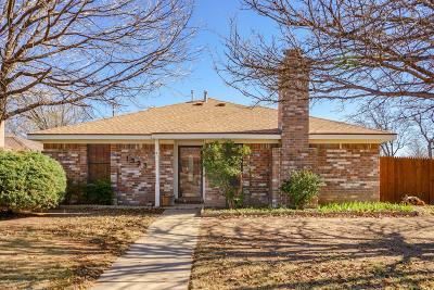 Amarillo Single Family Home For Sale: 1323 Alta Vista St