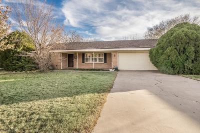 Amarillo Single Family Home For Sale: 5315 Randolph Rd