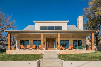 Amarillo Single Family Home For Sale: 519 North Shore Dr