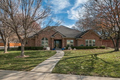 Amarillo Single Family Home For Sale: 7801 Underwood Dr