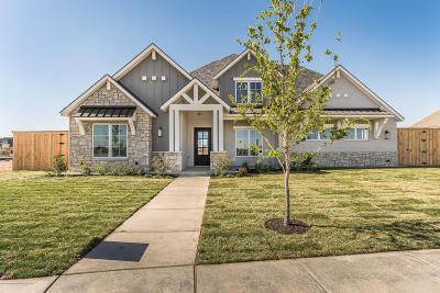 Potter County, Randall County Single Family Home For Sale: 8203 Liberty S Cir