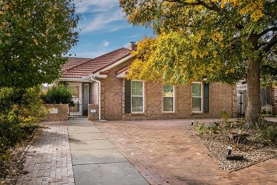 Amarillo Condo/Townhouse For Sale: 7619 Stuyvesant Ave