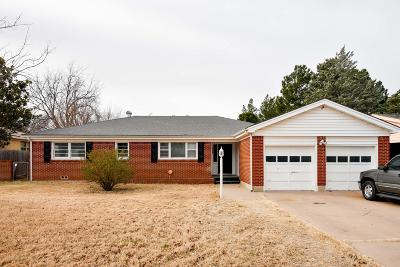 Amarillo Single Family Home For Sale: 119 Beverly Dr