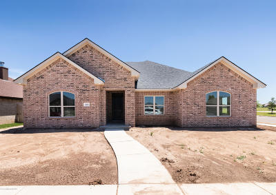 Amarillo Single Family Home For Sale: 3009 Bismarck