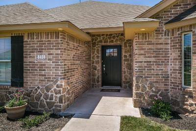 Amarillo Single Family Home For Sale: 8408 Kinderhook Ct