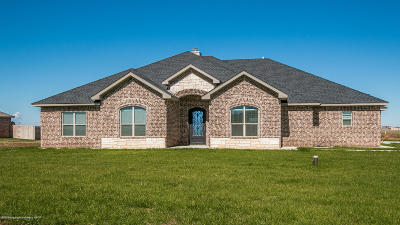 Amarillo Single Family Home For Sale: 18500 Willow Way Rd