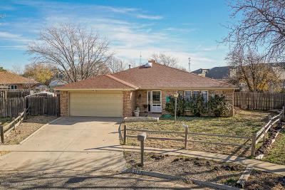 Amarillo Single Family Home For Sale: 6707 Falcon Rd