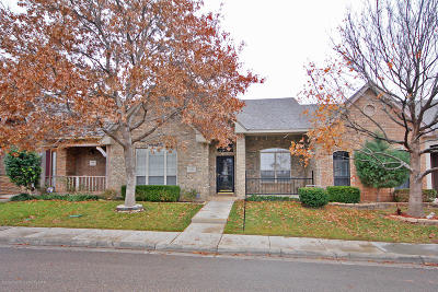 Amarillo Single Family Home For Sale: 7307 Parkway Dr