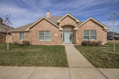 Amarillo Single Family Home For Sale: 3000 Bismarck Ave