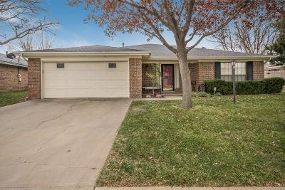 Potter County, Randall County Single Family Home For Sale: 7405 Imperial Dr