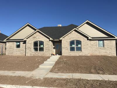 Amarillo Single Family Home For Sale: 2804 Atlanta Dr