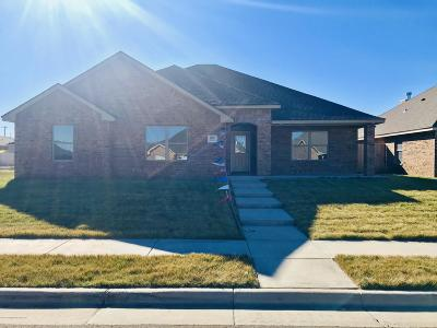 Amarillo Single Family Home For Sale: 2707 Spokane Ave