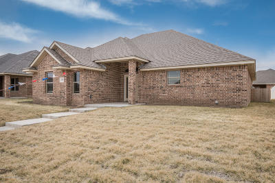 Amarillo Single Family Home For Sale: 2709 Spokane Ave