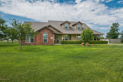 Canyon Single Family Home For Sale: 7951 W Rockwell Rd