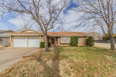 Potter County, Randall County Single Family Home For Sale: 5500 Floyd Ave