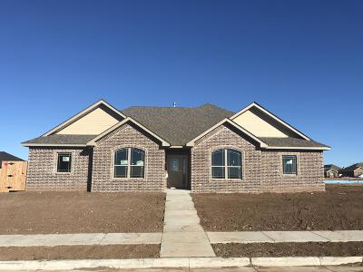 Amarillo Single Family Home For Sale: 3004 Atlanta Dr
