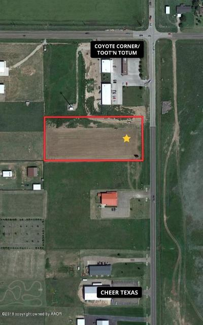 Randall County Commercial For Sale: 8960 Fm 2590