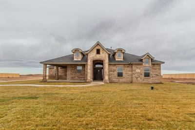 Amarillo Single Family Home For Sale: 9210 Garrison Creek Drive